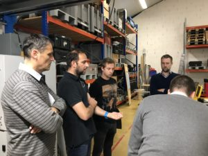 Neptec Technologies Corp. réalise une démonstration de l'OPAL 3
