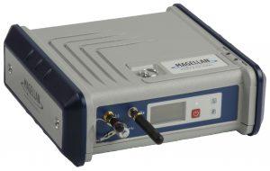 Récepteurs GNSS en mode RTK via liaison UHF pour la vedtte hydrographique Astrolabe du Grand Port Maritime de Bordeaux