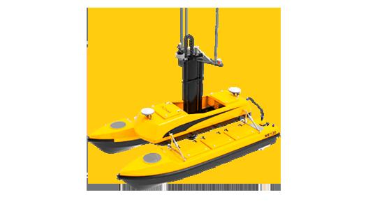 Drone aquatique BALI USV300 GEOD by CADDEN