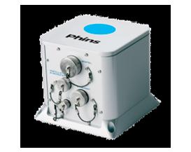 Centrale inertielle iXblue / Sonardyne / Safran de la gamme des centrales inertielles et centrales d'attitude de CADDEN