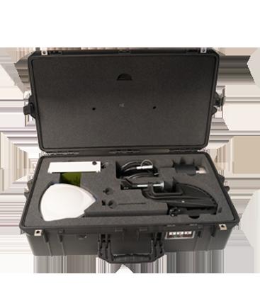 Sondeur de bathymétrie légère avec caisse de transport BALI GEOD by CADDEN