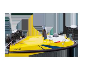 Drone de surface BALI USV200 multifaisceaux GEOD by Cadden