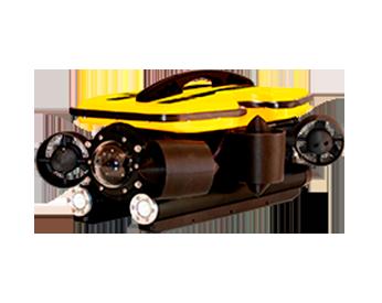 ROV drones sous-marin MarineNav idéal pour surveillance et inspection