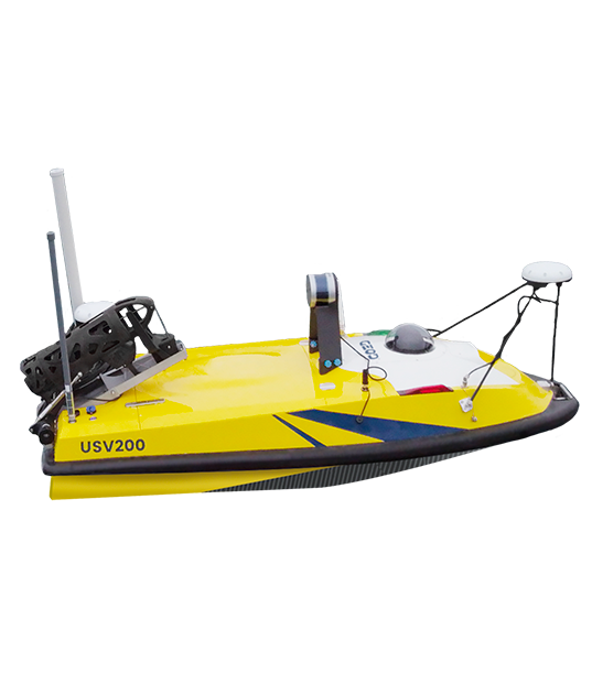 Drone bathymétrique multifaisceaux BALI USV200 GEOD