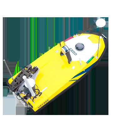 Drone bathymétrique multifaisceaux USV200 GEOD