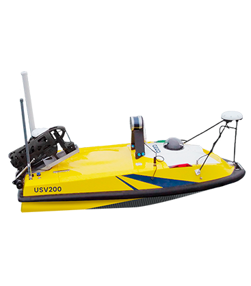 Drone bathymétrique multifaisceaux BALI USV200 multifaisceaux GEOD