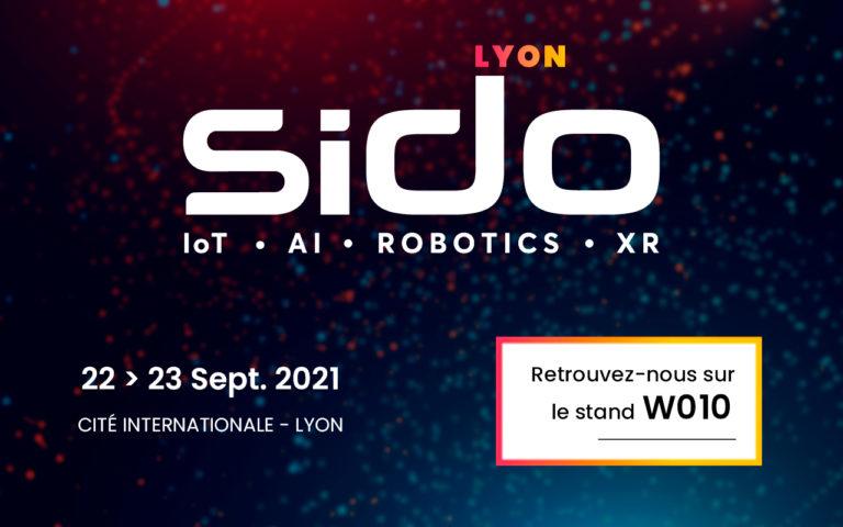 Cadden sera présent au salon SIDO à Lyon