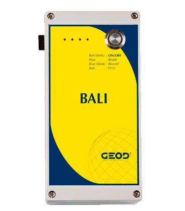 Sondeur de bathymétrie légère pour levés bathymétriques BALI GEOD by CADDEN