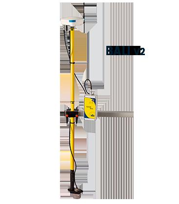 Sondeur bathymétrique légère BALI v2 GEOD by Cadden
