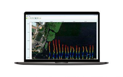 Sondeurs scientifiques BioSonics pour cartographier les fonds marins