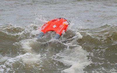 Bouée de sauvetage radiocommandée Dolphin Ocean Alpha