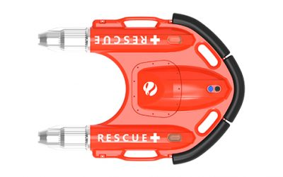 Bouée de sauvetage télécommandée Dolphin 1 Ocean Alpha