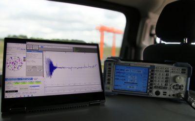 La DGAC utilise des logiciels spécifiques pour mesurer les ILS