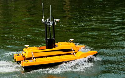 Drone hydrographique Ocean Alpha ME 120