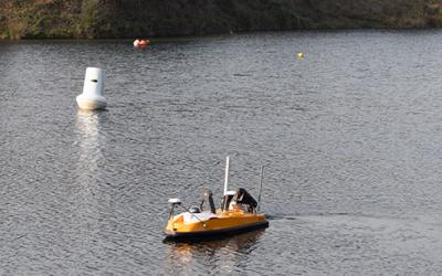 Drone hydrographique Ocean Alpha SL 40