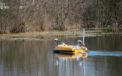 Drones hydrographiques Ocean Alpha SL 40