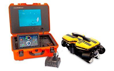 ROV drones sous-marin MarineNav pour inspection et cartographie fonds marin