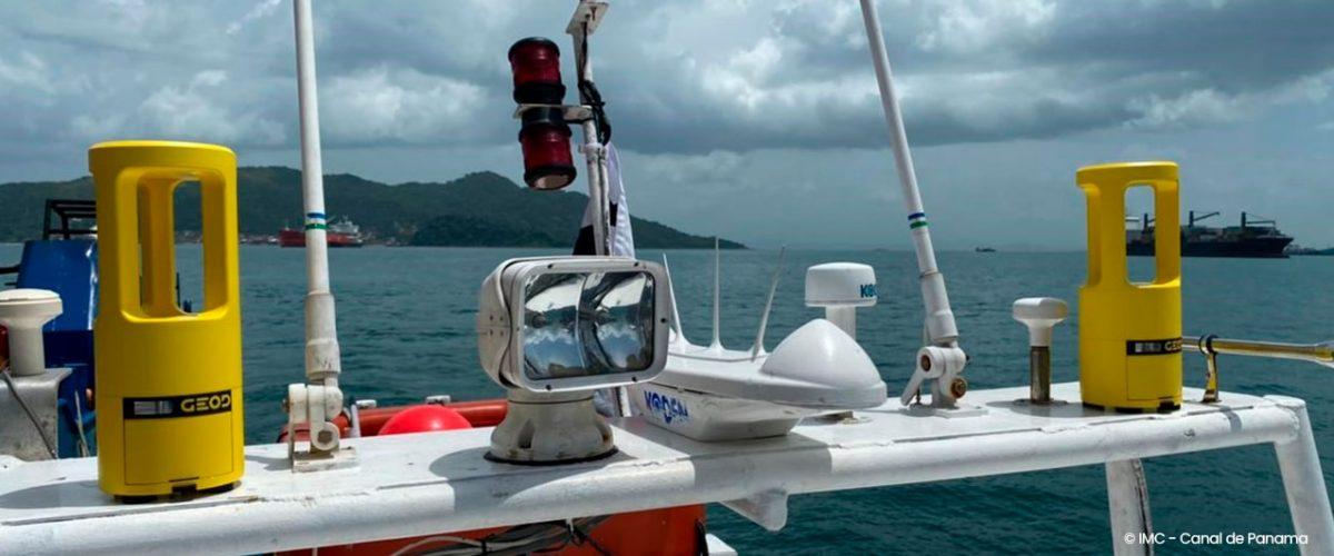 Système PPU pour l'aide à la navigation et à l'accostage des navires GEOD