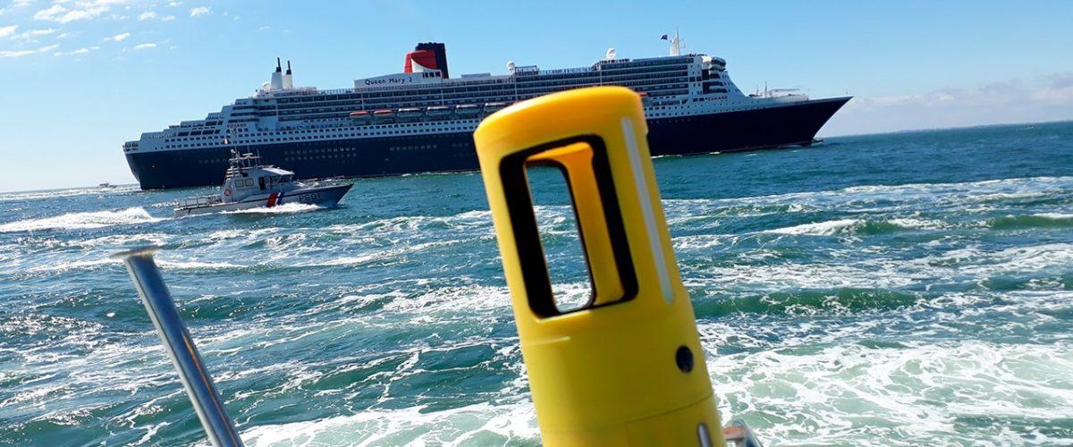Système PPU portable pour l'aide à la navigation et à l'accostage des navires par GEOD