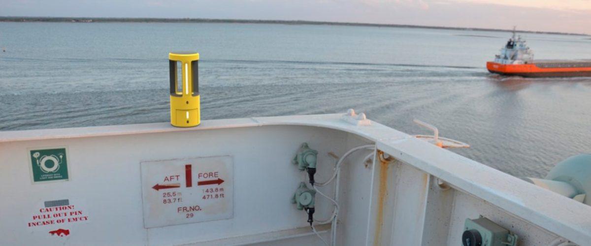 Système PPU BANANAS pour l'aide à la navigation et à l'accostage des navires GEOD